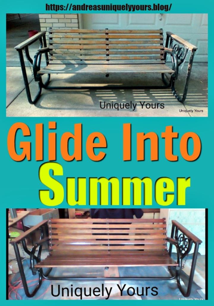 glide into summer